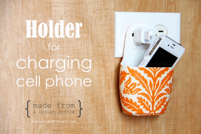 Makeit-Loveit phone charging holder